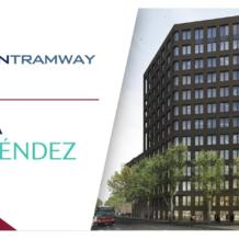 Barcelona-headquartered Conren Tramway has sold two buildings currently under construction in the city's 22@ district to Commerzbank for €132 million.