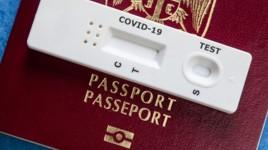 Passeport  vaccinal :  un débat clivant et multiscalaire