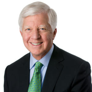 Senior fellow at Harvard Business School and former chairman and CEO of Medtronic, Bill George is widely considered one of the greatest CEOs of the 20th century. As he sees it, times of crisis allow leaders to test their mettle. His book, 7 Lessons for Leading in Crisis, illustrates ways to navigate such turbulent times.