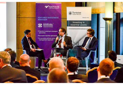 On April 4th, more than 200 finance and banking professionals gathered at the Royal Hotel for the latest edition of PrivateBanker. Experts discussed the digitalization of the private banking industry, but also its limits, and shared their knowledge and best practices with the audience.