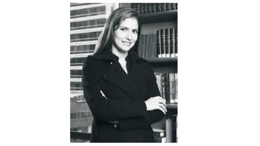 The new partner has experience as an attorney, professor and author of several books.