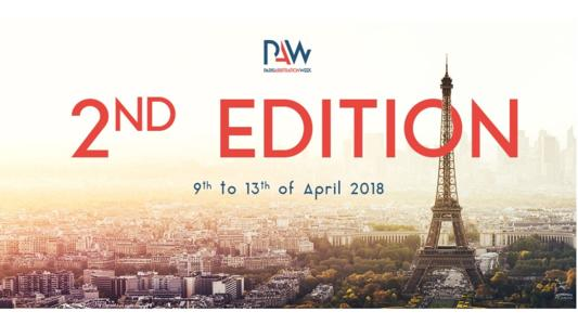 After the success of its inaugural edition in 2017, the second annual Paris Arbitration Week will take place from the 9th to the 13th April at various venues in the city.