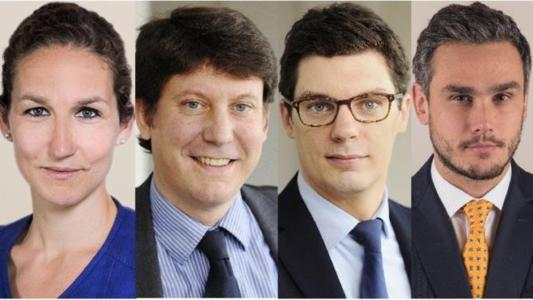 Gide has announced the promotion of new four partners effective January 1st 2019: Ségolène Pelsy (Competition & International Trade) in Brussels, Franck Audran (Competition & International Trade), Guillaume Goffin (Banking & Finance) and Nicolas Jean (Projects - Finance & Infrastructure) in Paris. They are all under 40.