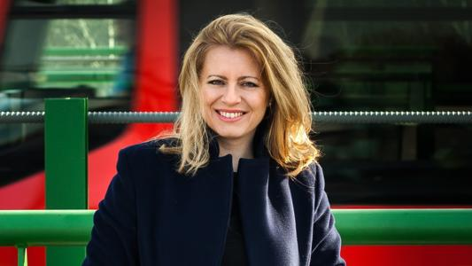 Before winning Slovakia's presidential election in March, Zuzana Caputova won battles for the environment, for her hometown, her country and, even, for Europe. The coronation of this activist lawyer augurs well for equality and transparency at the highest level of politics in Europe.