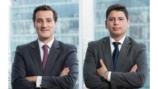 Two new partner appointments have been made at Molina Ríos Abogados, a Chilean law firm which specializes in construction, infrastructure and insurance law. The firm also recently announced an overhaul of its corporate image, as well as a move to new premises.