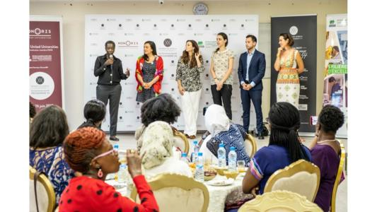"For the third consecutive year, the Women in Africa Summit was held in the golden city of Marrakesh. More than 550 people from 80 countries gathered in Moroccan city at the end of June. The theme of this year's event was ""how African women engage in the world and create a new paradigm."""