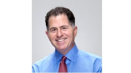 Michael Dell is the epitome of the American self-made man. And he has every reason to be proud of how far he has brought his eponymous company.