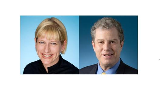Katya Jestin and Randy Mehrberg will be co-managing partners from January 1 2020.