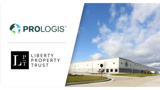 The giant logistics real estate investment trust makes a strategic play by acquiring Pennsylvania-headquartered Liberty.