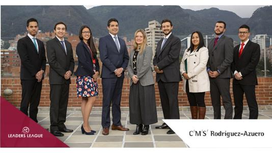 CMS Rodríguez-Azuero continues its growth and consolidation as a full-service global firm, with the integration of Bogotá-based law firm, Escobar García Abogados, a boutique specializing in labor, social security and pensions. This full integration was made with a view to continuing growth and providing a better service to all national and international clients.