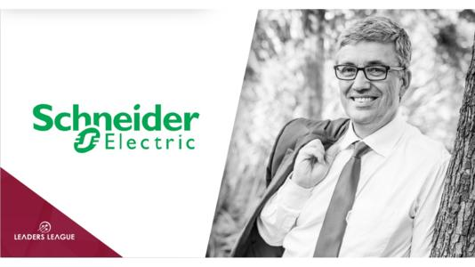 A French industrial group with a strong international dimension, Schneider Electric is a world-leader in energy management, industrial automation and services related to the energy transition. The group is following a sustainable development strategy, and intends to become carbon neutral across its entire ecosystem by 2030. Gilles Desroches, its head of sustainable development, spoke to Leader's League about the company's renewable energy activity in Europe.