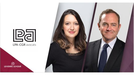 Attorneys Lina Fassi Fihri and Romain Berthon have been appointed to lead the firm's Casablanca office as of 2020.