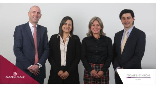 Gómez-Pinzón has promoted senior associates Juanita Pérez Botero, José Luis Palacios and Juan David Quintero to partners, on January 13th. With these promotions the firm seeks to strengthen its corporate, M&A, intellectual property & competition and energy & natural resources practices.