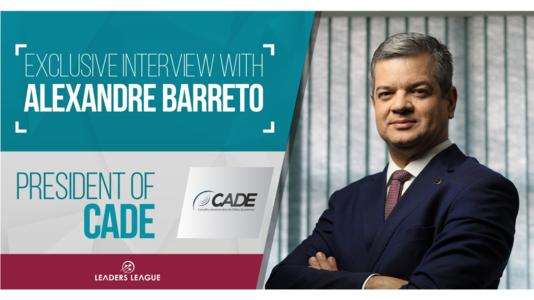 Since 2017, Alexandre Barreto de Souza is President of the Administrative Council for Economic Defense (CADE). He has a master's degree in public administration from Universidade de Brasília and is currently pursuing a doctorate in political science at Universidade de Lisboa. A civil servant since 1993, he has worked in bodies of the Federal Government of Brazil such as the National Treasury, the Internal Revenue Service, the Senate, and the Court of Accounts. In this exclusive interview, President Barreto discusses the main objectives and initiatives of his administration, the latest regulatory developments and trends shaping Brazil's competition market, CADE's landmark cooperation agreement with the Central Bank (BC) and much more.