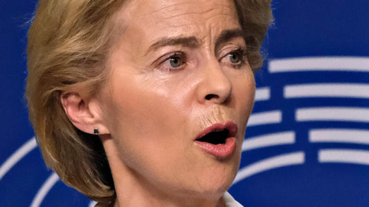 As Covid-19 death rates continue to rise across the continent, the president of the European Commission, Ursula von der Leyen, has said that Coronavirus pandemic has the EU battling for its very survival and that the 27-member bloc was now entering a crucial phase in the fight against the outbreak.