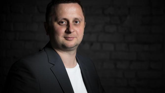 Portrait d'Octave Klaba, 40 ans, fondateur d'OVH.