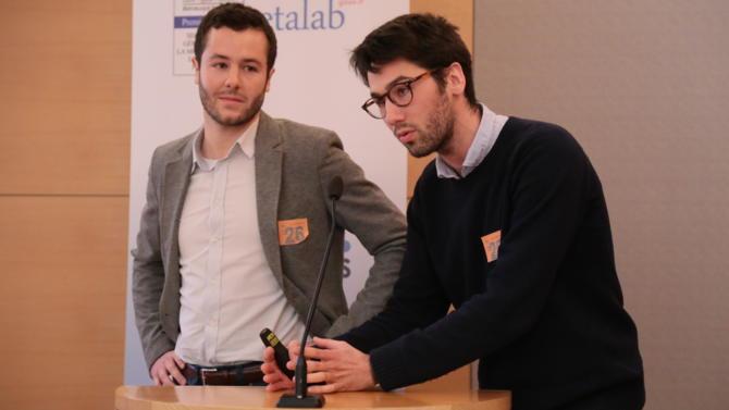 Dépoussiérer le marché des matières premières, c'est l'objectif que s'est fixé la jeune start-up Commoprices. Rencontre avec les deux fondateurs, Martin et Victor Gross.