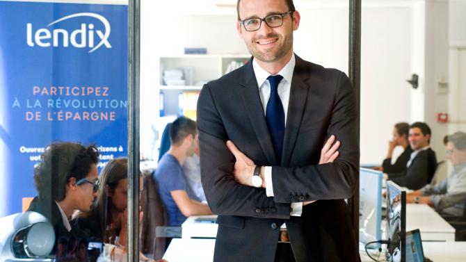 Le fondateur de Lendix, une plate-forme spécialisée dans le prêt en ligne aux PME, compte parmi les vingt Français sur lesquels nous avons choisi de parier avec optimisme et fierté en 2016…