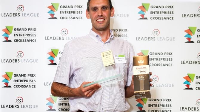 Retour sur le Grand Prix des Entreprises de Croissance, édition 2015 : aujourd'hui zoom sur Carbonex, lauréat du secteur « Greentech et Énergies ».