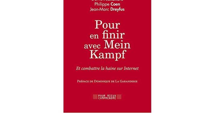 Pour en finir avec Mein Kampf est un essai qui retrace la vie juridique du livre d'Adolf Hitler. Rédigé par trois auteurs, il est le fruit d'un historien, Jean-Marc Dreyfus, d'un avocat, David Alexandre, et d'un directeur juridique, Philippe Coen.
