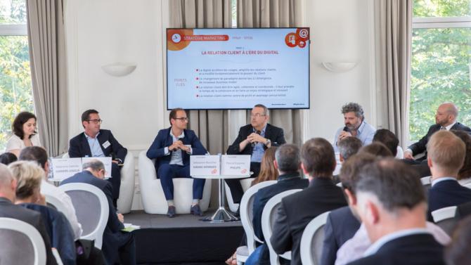 Le 29 juin, les experts du web marketing ont pu débattre de l'avenir de la relation client à l'occasion d'une journée dédiée à la croissance et à l'innovation (1).
