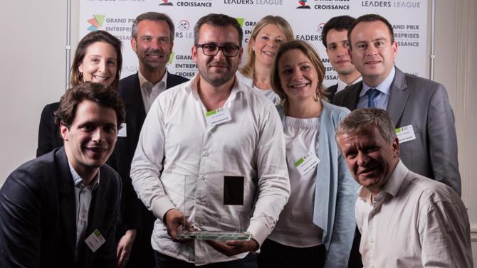 Retour sur le Grand Prix des Entreprises de Croissance, édition 2016. Aujourd'hui, zoom sur Green&Biz, lauréat du secteur « Electronique et robotique ». Interview de Matthieu Millet, Président