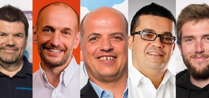 Ils sont sept entrepreneurs français. Ils évoluent dans des secteurs différents. Mais ils ont un point commun : s'être essayés au rêve américain.