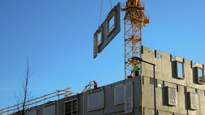 L'État a officialisé le lancement de la Foncière solidaire, organisme doté de 750 millions d'euros dont le but est de favoriser la construction de logements, en particulier sociaux.
