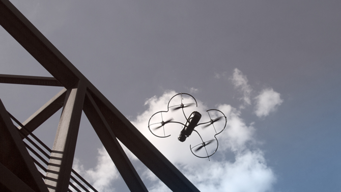 Le groupe co-fondé et présidé par Henri Seydoux annonce la création d'une filiale, Air Support, se voulant drone as a service.
