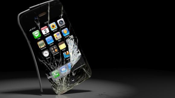 Le célèbre Iphone d'Apple, sur le déclin, entraîne dans sa chute le chiffre d'affaires annuel de la multinationale qui recule de 8 %. Une première depuis 2001.