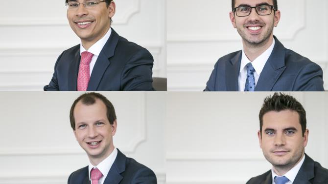 Quatre avocats belges, Arnaud Lecocq, Gilles de Foy, Emanuele Ceci et Gilles Laguesse, créent le cabinet Bazacle & Solon consacré au droit bancaire, financier et fiscal à Bruxelles.