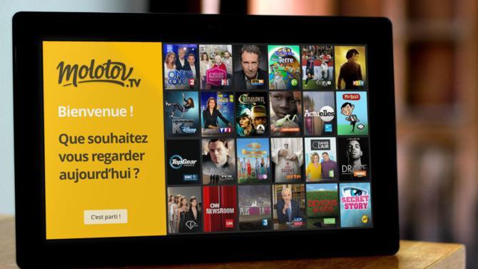 L'application, qui permet de regarder les programmes télévisés sur ordinateur, tablette ou smartphone, lève 22 M€.
