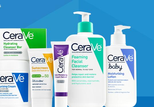 Le leader mondial de la beauté s'offre les marques CeraVe, AcneFree et Ambi, toutes trois dédiées au soin de la peau.