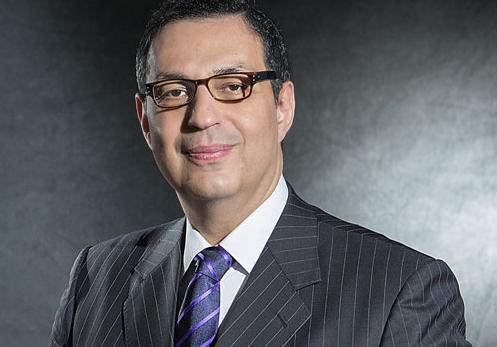 Ardavan Amir-Aslani, un avocat de la famille des entrepreneurs.