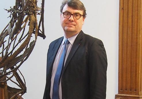 Frédéric Sicard, un avocat de la famille des patrons.