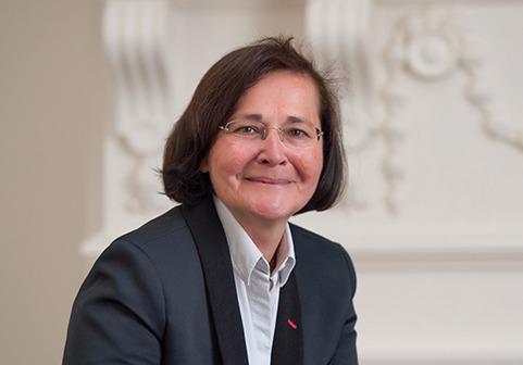 Marie-Aimée Peyron, une avocate sur laquelle on mise.