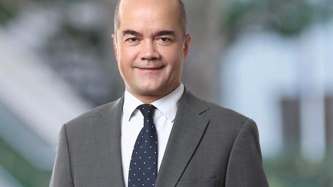 Alexandre Ippolito, un avocat de la famille des patrons.