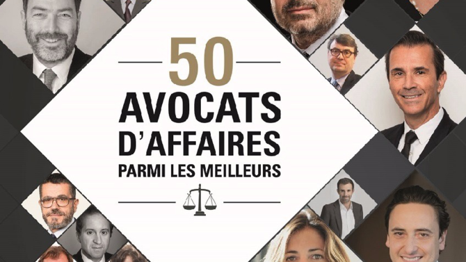Dernière famille du dossier « 50 avocats d'affaires parmi les meilleurs – édition 2016 » : on mise sur eux.
