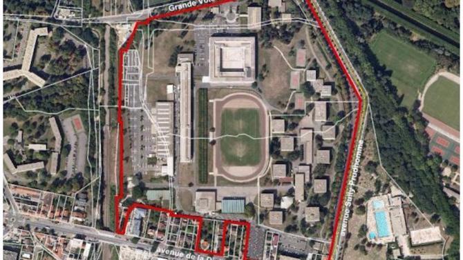Eiffage Aménagement a remporté la concession pour l'écoquartier de la Zac Châtenay-Malabry Parc-Centrale (Hauts-de-Seine).