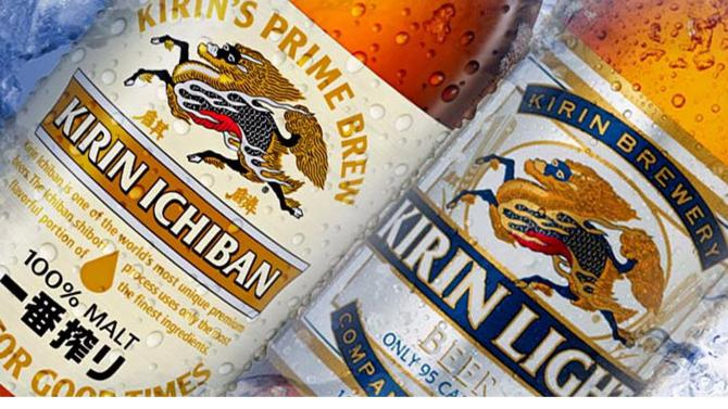 Réputé pour son commerce de bière, le groupe nippon a cédé sa filiale brésilienne à Heineken pour 700 M$.