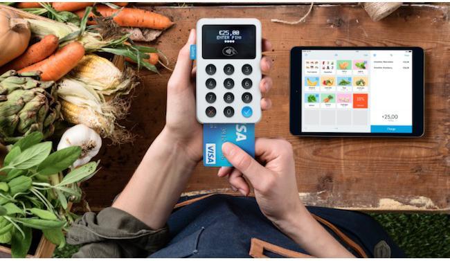 La start-up permet aux restaurants d'enregistrer les paiements des clients sur tablette ou smartphone.