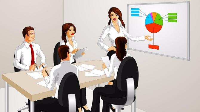 La Skema Business School a réalisé une étude auprès de 62 entreprises françaises afin de mesurer l'état actuel de la féminisation au travail.