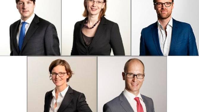 NautaDutilh opte pour la croissance interne avec la promotion de cinq nouveaux associés à Rotterdam, Londres et Bruxelles.