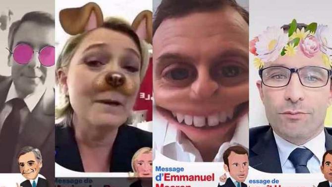 La campagne présidentielle française 2017 a pris des airs de salon de la tech. Big data, hologrammes, réseaux sociaux... le numérique était partout. Tour d'horizon d'outils encore plus ou moins bien maîtrisés.