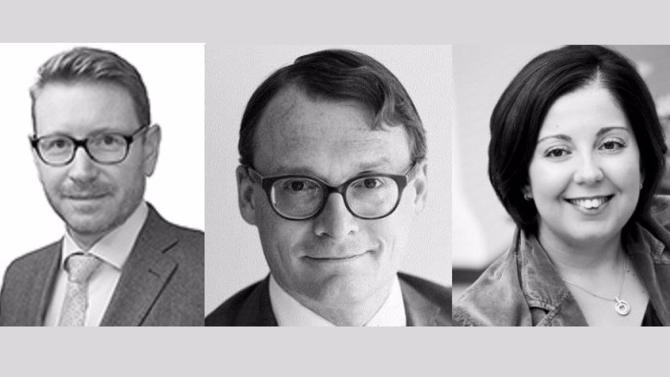 Le cabinet international accueille trois nouveaux associés en provenance de cabinets locaux pour l'ouverture d'un bureau au Luxembourg à compter de juin 2017.