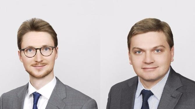 Tous deux counsels depuis novembre 2015, Igor Krasovskiy et Illya Tkachuk sont promus au rang d'associés chez Jeantet à Kiev.