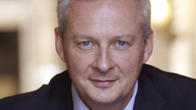 C'est désormais le nouvel homme fort de Bercy. À l'âge de 48 ans, Bruno le Maire succède à Michel Sapin à la tête du ministère de l'économie.