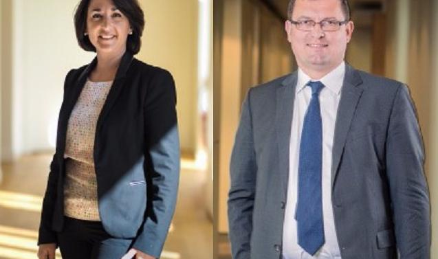 Anne Pitault et Alain Curtet sont nommés avocats directeurs respectivement au sein du département droit social à Bordeaux et conformité à Lyon.