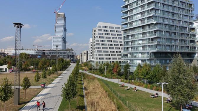 La mairie de Paris va déployer un réseau électrique intelligent sur l'éco-quartier Clichy-Batignolles.