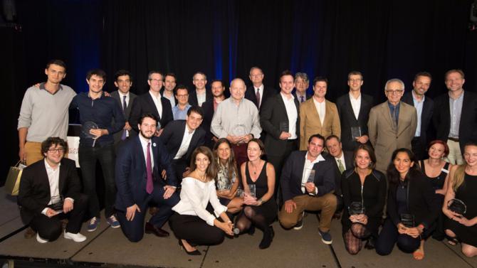 Le palmarès de la quatrième édition des French-American Business Awards (FABA) a été dévoilé ce jeudi 25 mai 2017 à San Francisco, devant plus de 300 membres de la communauté entrepreneuriale franco-américaine.